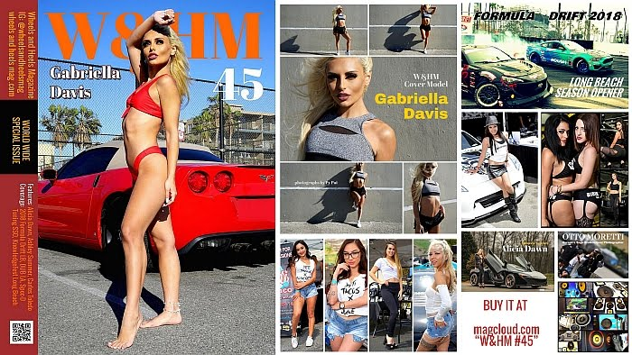 W&HM #45 Gabriella Davis