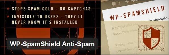 WP-SpamShield Anti-Spam plugin for WordPress