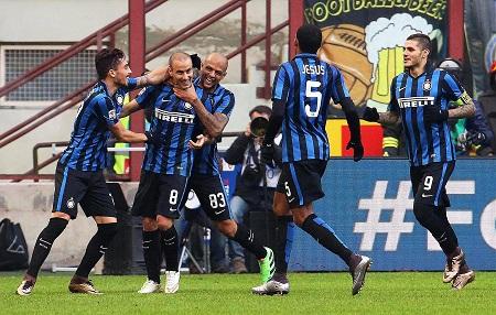 Assistir Inter de Milão x Sampdoria ao vivo grátis em HD 03/04/2017