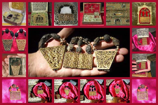 Τα Τίμια Δώρα των Τριών Μάγων. Ιερά Μονή Αγίου Παύλου Αγίου Όρους. https://leipsanothiki.blogspot.com/