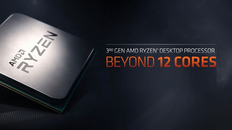 AMD Rilis Prosesor Konsumen (Tercepat) Ryzen 9 3950X