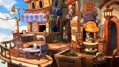 Deponia Full Game Playthrough