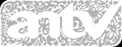 gambar logo stasiun televisi antv