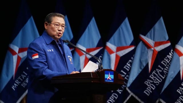 SBY: Jangan Ada Gerakan Menjatuhkan Presiden di Tengah Jalan