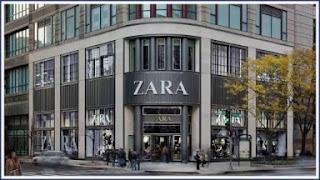 flagship store Zara lnditex