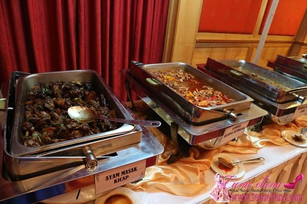 Bufet Ramadan De Palma, Shah Alam 2017