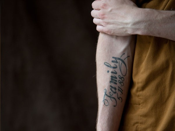 Family Tattoos For Men on Arm
