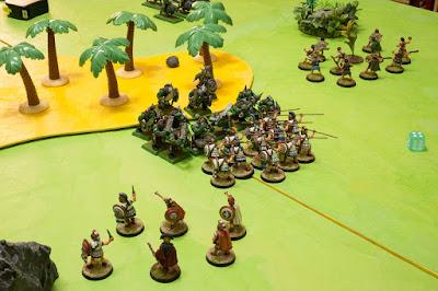 ancient greeks vs orcs