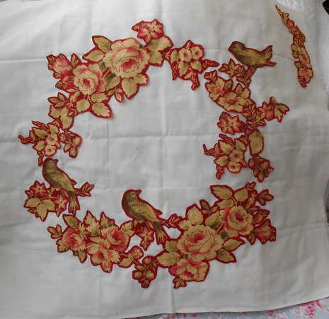 Workshop Broderie Perse bij Quilt-it & Dotty op 18 november