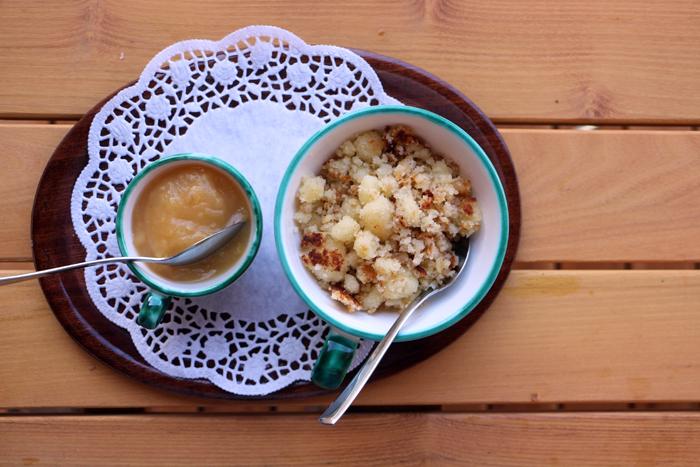 Vorarlberger Frühstücksriebel
