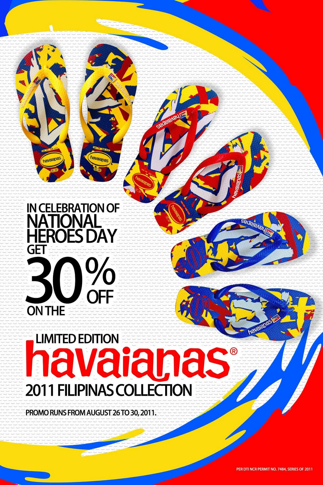 71b532d2f963 National Heroes Day Treat from Havaianas