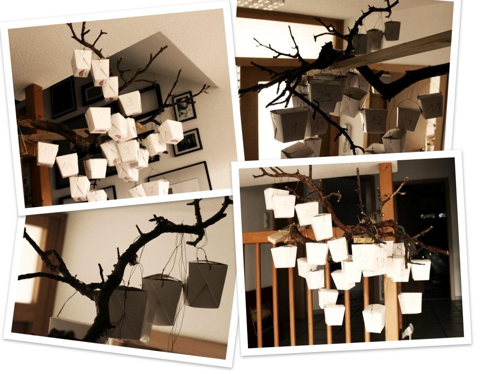 idee f r einen coolen diy adventskalender zum bef llen. Black Bedroom Furniture Sets. Home Design Ideas
