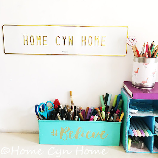 Optimize and decorate your home office for productivity - Home Cyn Home