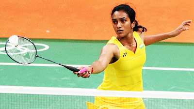 Biography of P. V. Sindhu