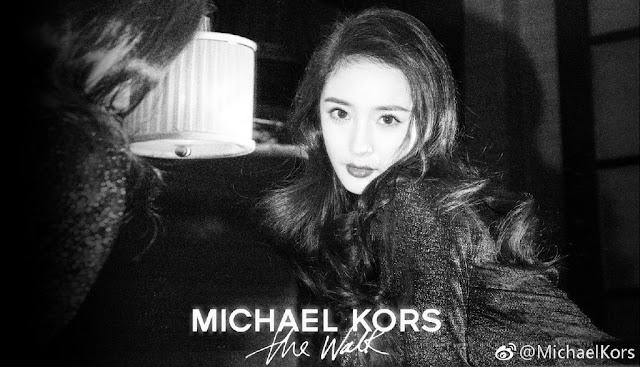 Yang Mi Michael Kors The Walk Shanghai
