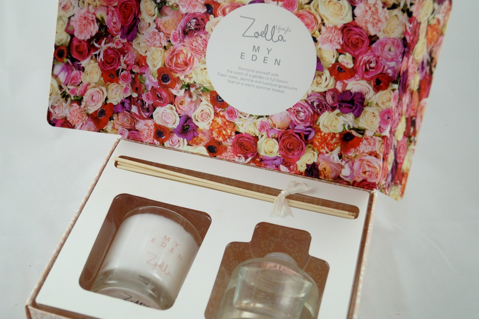 Zoella Lifestyle My Eden Geschenkset
