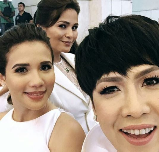 Iza Calzado Stuns Everyone With Her Dance Moves During Divine Lee's Wedding!