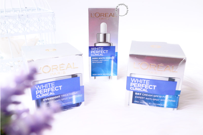 Review Loreal White Perfect Clinical