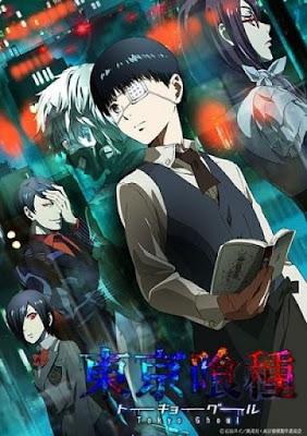 Download Tokyo Ghoul Episode 1-12 BD Subtitle Indonesia Batch