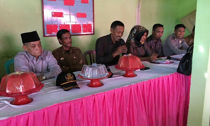 Serap Aspirasi Anggota Komisi III DPRD Sinjai Hadiri Musrembang