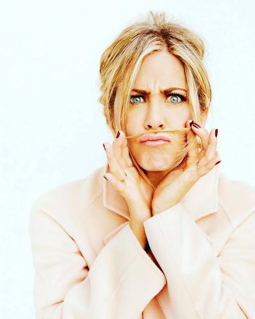 Jennifer Aniston Photo shoot