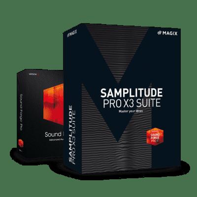 Samplitude Pro