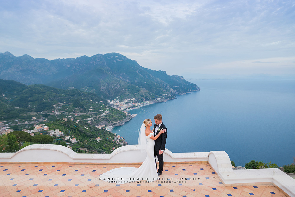 Ravello wedding at Villa Eva