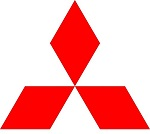 Logo Mitsubishi marca de autos