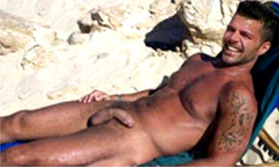 Ricky Martin Naked Pic 3