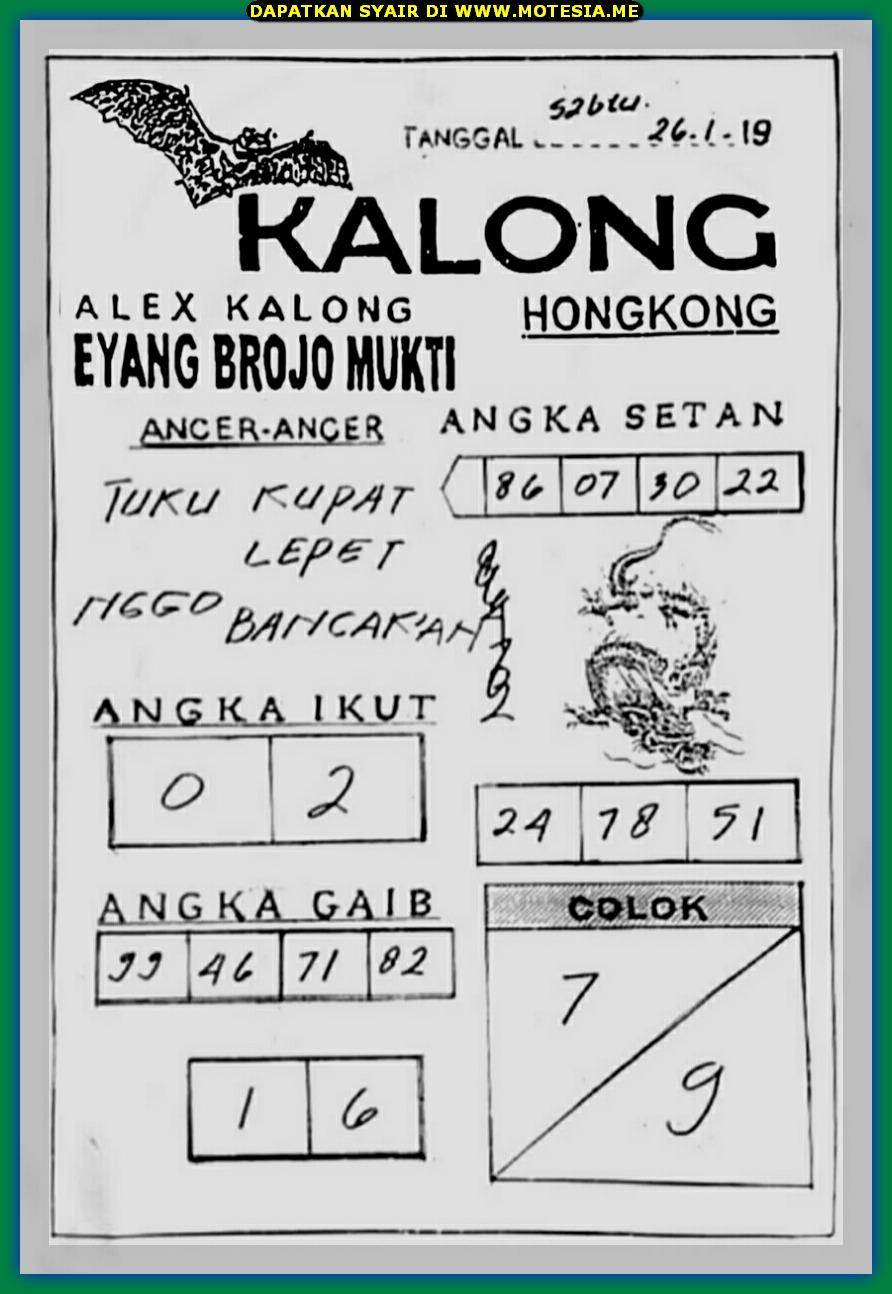 Gambar Kalong Hk - Ala Model Kini