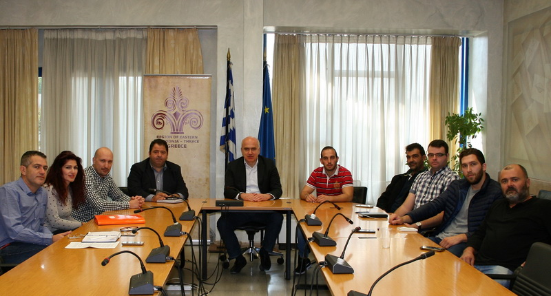 Η Περιφέρεια ΑΜ-Θ για πρώτη φορά στη μεγαλύτερη Διεθνή Έκθεση Τροφίμων και Ποτών ANUGA