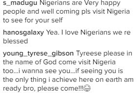 "Nigerians blast Tryse for saying that Mark Zuckerberg is in ""Africa"""