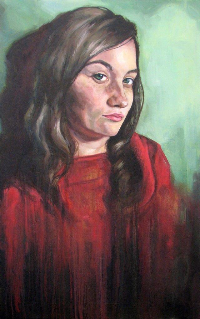 Чилийский художник. Lucia Rodriguez