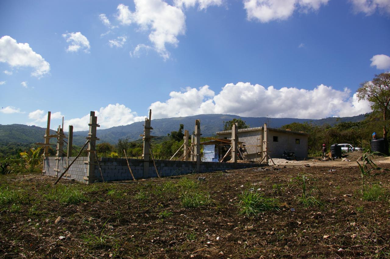 Inician trabajos en el proyecto Caprino de La Guázara.
