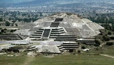 Terowongan Rahasia ditemukan di Bawah Teotihuacan