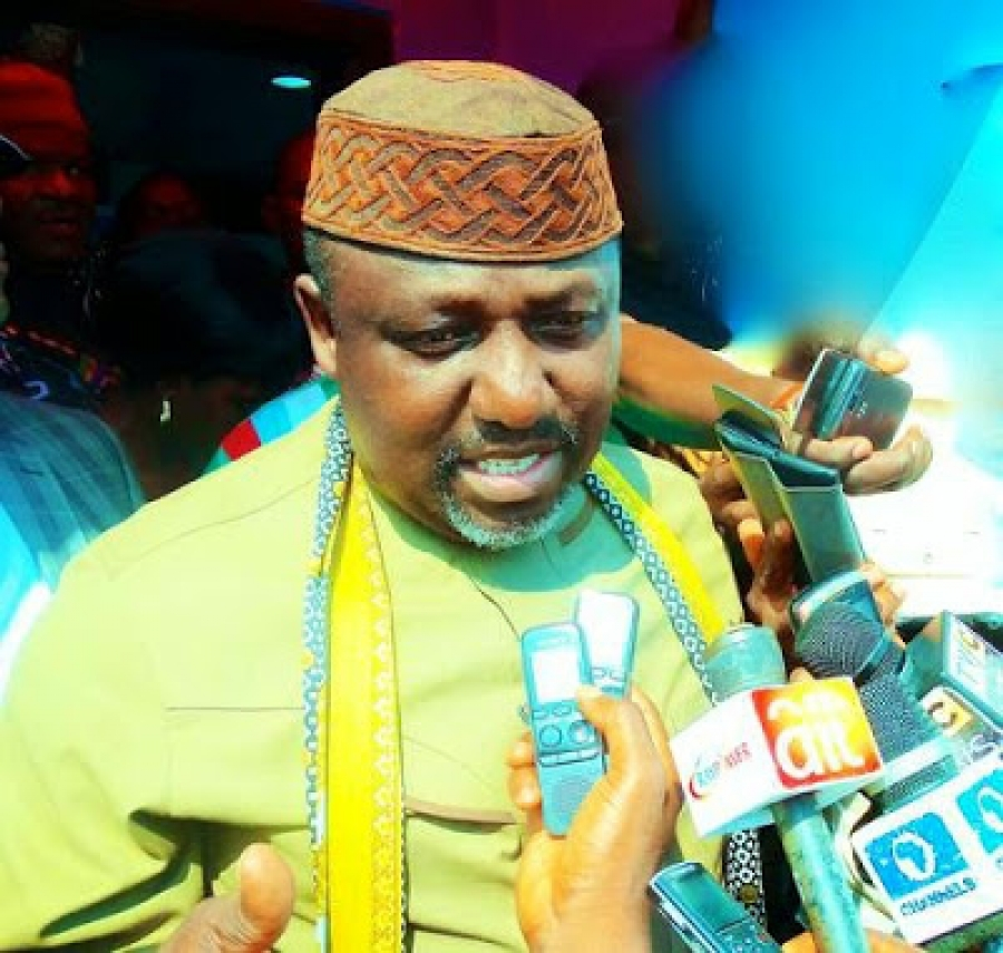 governor okorocha's private jets