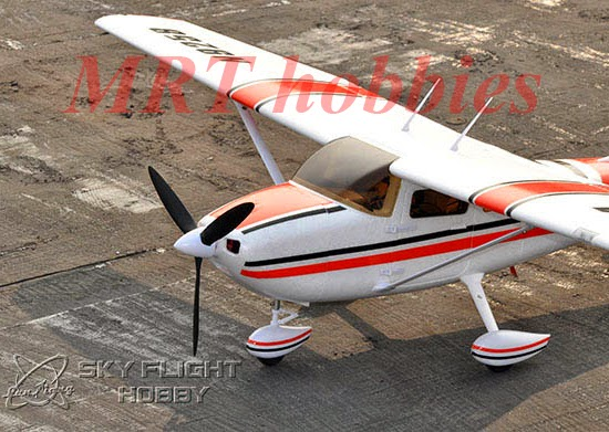 Lx Cessna 182 Plug Amp Fly Rc Scale Electric Airplane