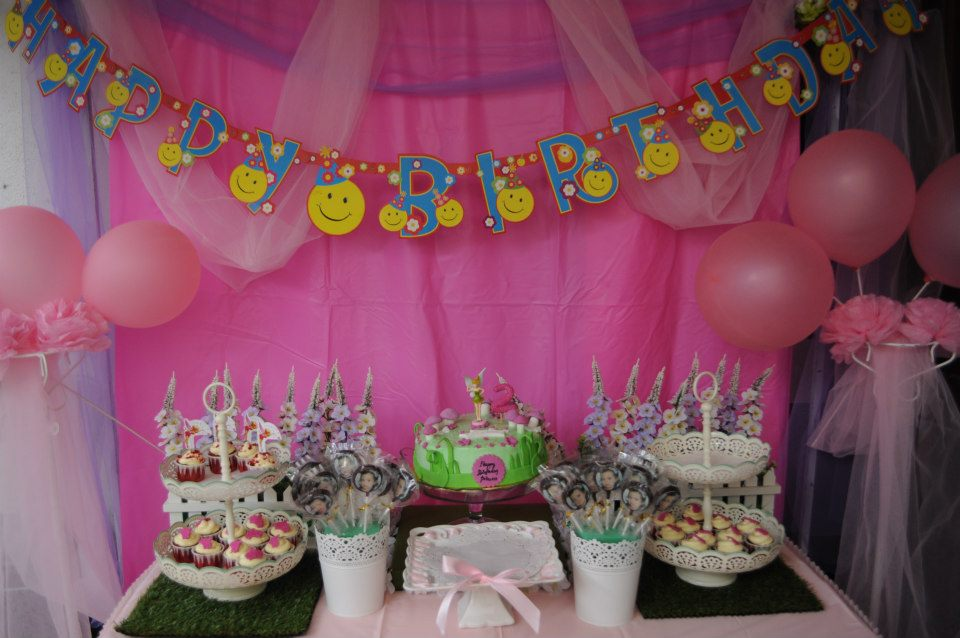 Queen mother aka Mommie work Fairy theme birthday party for