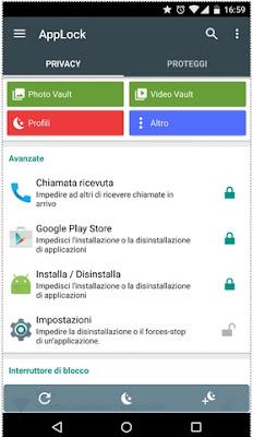COME PROTEGGERE LA NOSTRA PRIVACY SULLO SMARTPHONE ANDROID ?