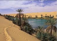 padang pasir sahara