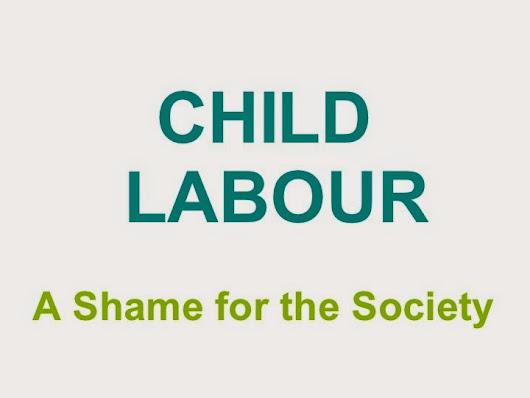200 words essay on child labour