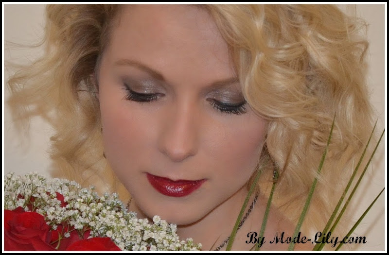 My Christmas Party Make-Up
