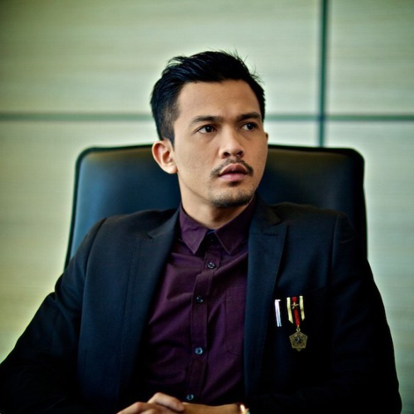 Gaya Rambut Artis Lelaki Malaysia