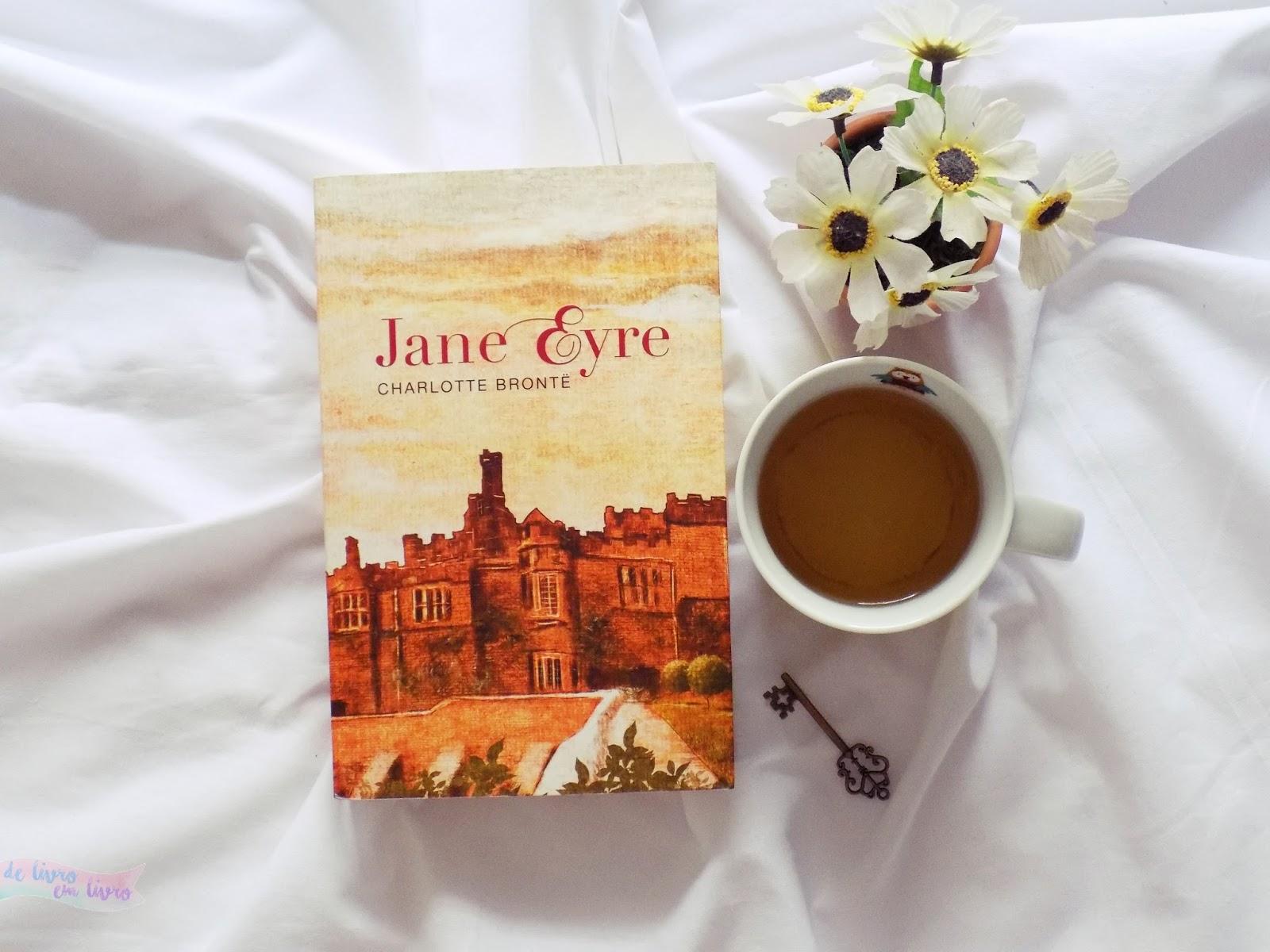 Resenha: Jane Eyre - Charlotte Brontë - De Livro em Livro