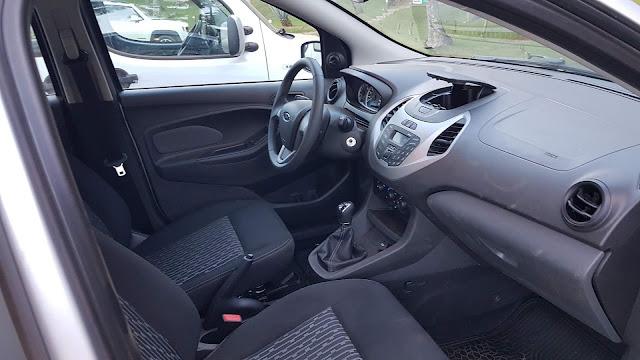 Ford Ka SE 1.0 2017 - interior