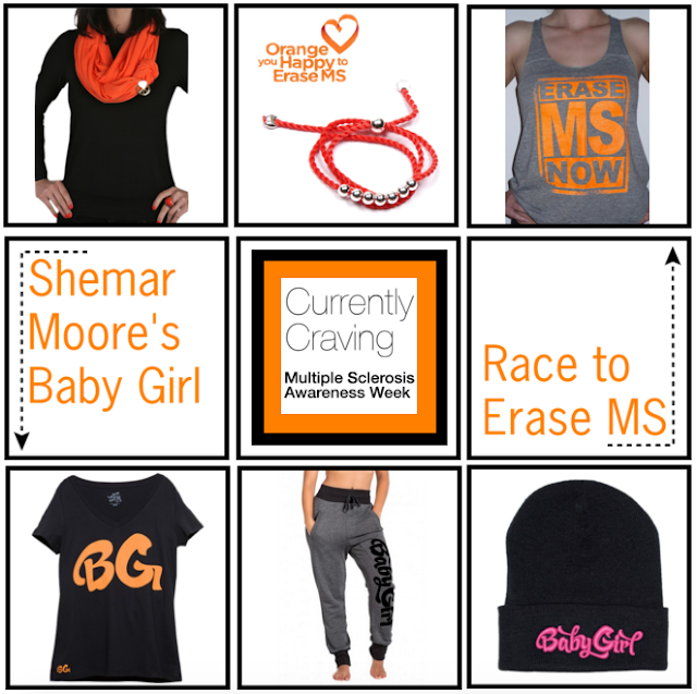 Craving, MS Awareness Week, multiple sclerosis, Multiple Sclerosis Awareness Week, Bike MS, Kiss Goodbye To MS, National MS Society, primary progressive MS, Race to Erase MS, Walk MS, Shemar Moore, Baby Girl, Criminal Minds, Kelly Osbourne, Sharon Osbourne, Jack Osbourne, autoimmune disease