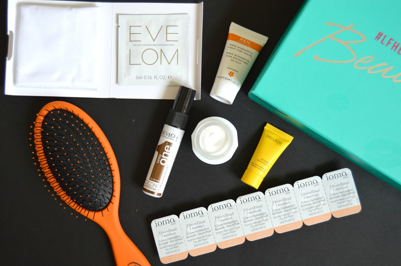 Look Fantastic Beauty Box Hello Beautiful Review