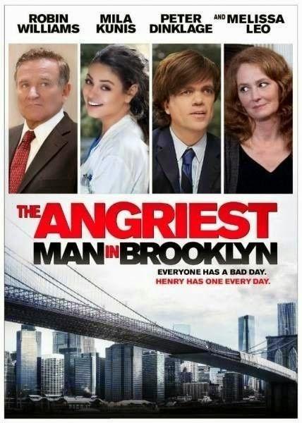The Angriest Man in Brooklyn 2014 BRRip ταινιες online seires xrysoi greek subs