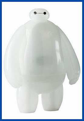 Bandai Disney Big Hero 6 Projection Baymax