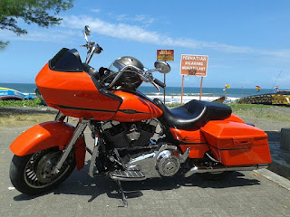 LAPAK MOGE HARLEY BEKAS : Harley Davidson Road Glide 2009 - JOGJA